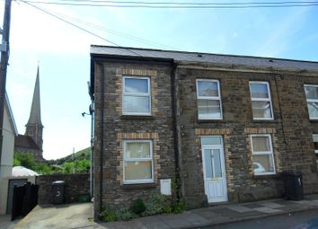 Thumbnail 2 bed end terrace house to rent in Thomas Street, Pontardawe, Swansea.