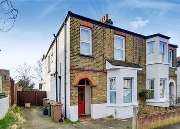 Thumbnail 1 bed flat for sale in Hampton Road, Worcester Park, Surrey