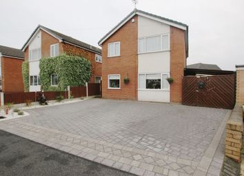 Thumbnail 4 bed detached house for sale in Southfield, Much Hoole, Preston