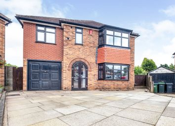 Thumbnail 4 bed detached house for sale in Charlemont Avenue, West Bromwich