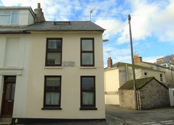 Thumbnail 3 bed end terrace house for sale in Coulsons Buildings, Penzance, Cornwall.