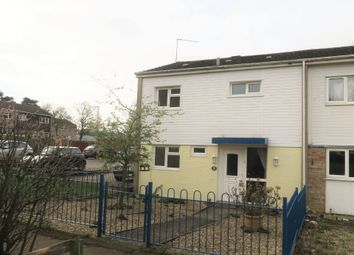 Thumbnail 3 bed end terrace house for sale in Napier Close, Daventry