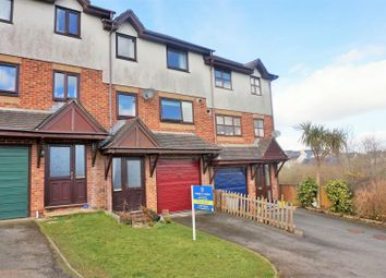 Thumbnail 4 bed terraced house for sale in Jack Bice Close, Liskeard