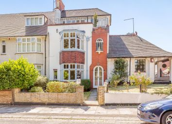 Thumbnail 4 bed terraced house for sale in Christchurch Road, Abingdon, Northampton