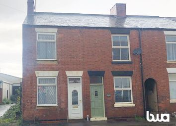 Thumbnail 3 bed end terrace house for sale in 128 Melbourne Road, Ibstock, Leicestershire