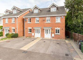 Thumbnail 4 bed semi-detached house for sale in Wilcon Way, Watford