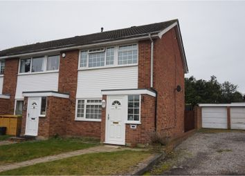 Thumbnail 3 bed end terrace house for sale in Gumping Road, Orpington