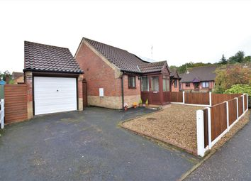 Thumbnail 2 bed semi-detached bungalow for sale in Ashley Road, Beetley