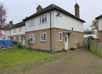 Thumbnail 4 bed end terrace house for sale in North Road, West Drayton, Middlesex
