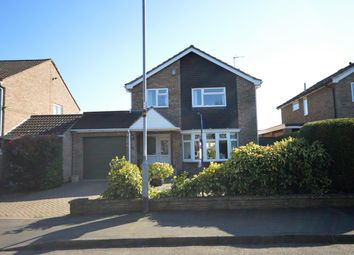 Thumbnail 4 bedroom detached house for sale in Marston Crescent, Countesthorpe, Leicester