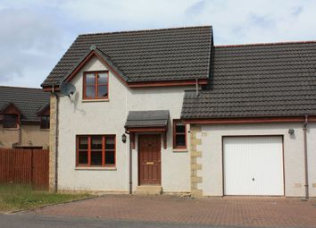 Thumbnail 3 bed detached house for sale in Bain Road, Elgin