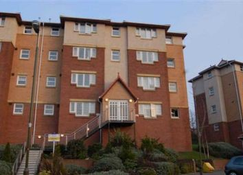 Thumbnail 2 bed flat for sale in 95 Burnvale, Livinston, West Lothian