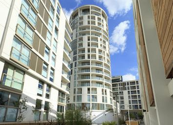 Thumbnail 2 bed flat for sale in Trinity Tower, Quadrant Walk, Canary Wharf