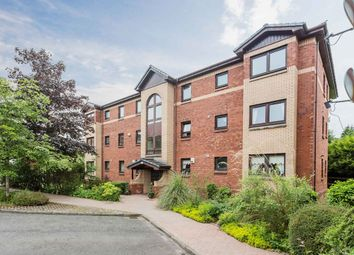 Thumbnail 3 bed flat for sale in Whitelea Court, Kilmacolm, Inverclyde