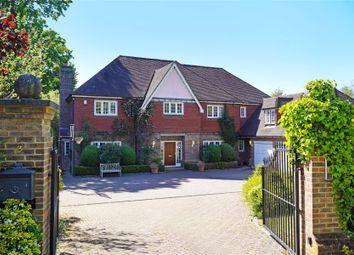 5 bed detached house for sale in Percival Close, Oxshott, Leatherhead, Surrey KT22