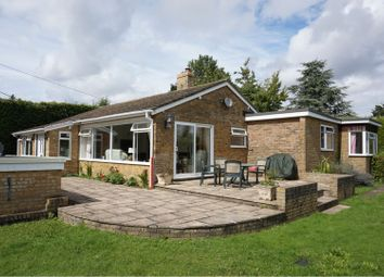 Thumbnail 4 bed detached bungalow for sale in Tytherley Road, Salisbury