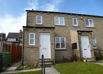 Thumbnail 3 bed terraced house to rent in Blacksmiths Fold, Almondbury, Huddersfield