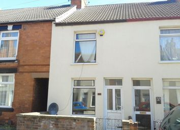 Thumbnail 3 bed terraced house to rent in New Street, Huthwaite, Nottinghamshire