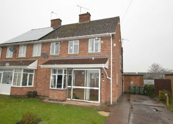 Thumbnail 3 bed semi-detached house for sale in St. Peters Drive, Whetstone, Leicester