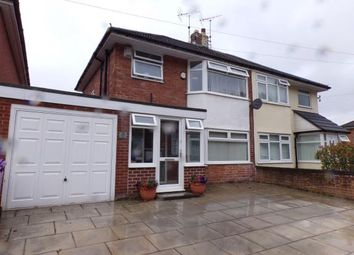 Thumbnail 3 bed semi-detached house for sale in South Station Road, Liverpool, Merseyside