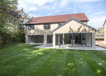 Thumbnail 4 bedroom detached house for sale in Drayton Park, Park Street, Dry Drayton, Cambridge
