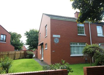 Thumbnail 3 bed semi-detached house for sale in 33 Finnis Close, Belfast