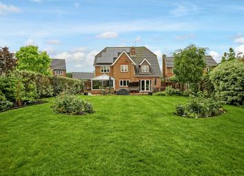 Thumbnail 5 bed detached house for sale in Middlemiss View, Godmanchester, Huntingdon