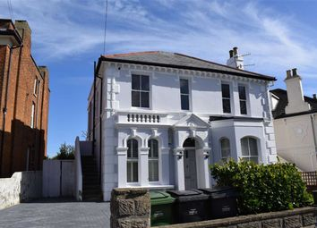 Thumbnail 3 bed flat for sale in St Helens Crescent, Hastings, East Sussex