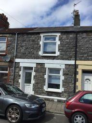 Thumbnail 2 bedroom terraced house to rent in Howard Street, Splott, Cardiff