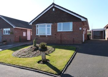 Thumbnail 2 bed detached bungalow for sale in Crofter Close, Biddulph, Staffordshire
