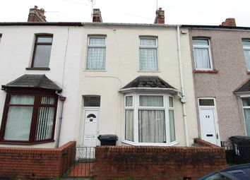Thumbnail 3 bedroom terraced house for sale in Exeter Street, Newport
