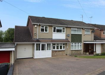 Thumbnail 4 bedroom semi-detached house for sale in Thornleigh, Lower Gornal, Dudley