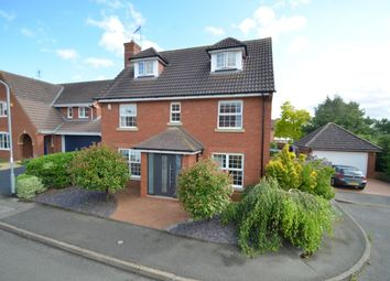 Thumbnail 4 bed detached house to rent in Scotney Way, Thrapston, Kettering