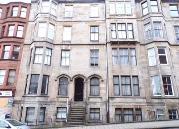 Thumbnail 3 bed flat to rent in Vinicombe Street, Glasgow