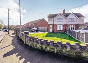 Thumbnail 3 bedroom semi-detached house for sale in Holden Crescent, Walsall