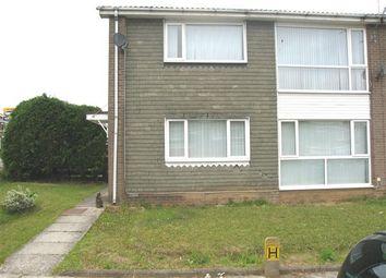 Thumbnail 2 bed flat to rent in Woodhill Road, Collingwood Grange, Cramlington