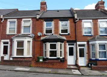 Thumbnail 2 bed terraced house to rent in Parkhouse Road, St. Thomas, Exeter