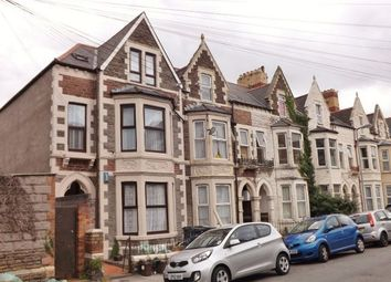 Thumbnail 1 bedroom flat to rent in Claude Road, Roath, Cardiff