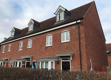 Thumbnail 4 bed semi-detached house for sale in Robins Crescent, Witham St. Hughs, Lincoln