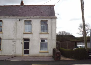 Thumbnail 2 bed semi-detached house for sale in Bethania Road, Tumble, Llanelli, Carmarthenshire