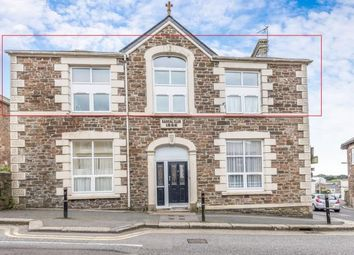 Thumbnail 1 bedroom flat for sale in Redruth, Cornwall, U.K.