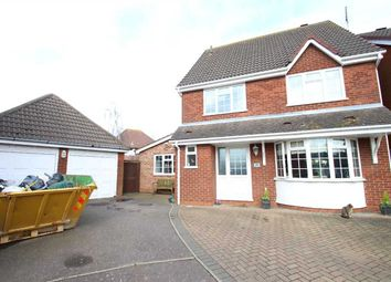 Thumbnail 4 bed detached house for sale in Herbert Road, Kesgrave, Ipswich