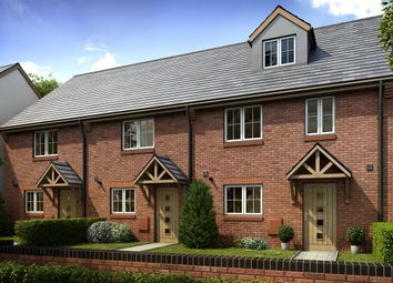 Thumbnail 3 bed semi-detached house for sale in Woodbury Road, Clyst St George, Devon