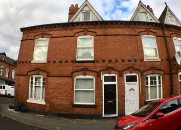 Thumbnail 4 bed end terrace house for sale in Eldon Road, Edgbaston, Birmingham