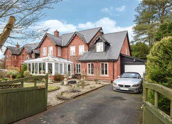 Thumbnail 4 bedroom detached house for sale in Spa Road, Llandrindod Wells
