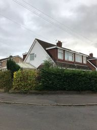 Thumbnail 3 bed semi-detached bungalow to rent in Tottenham Drive, Timperley