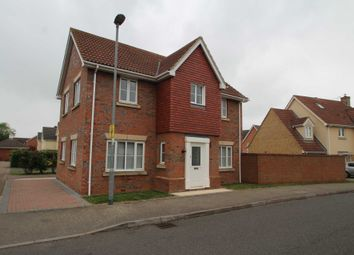 Thumbnail 4 bed detached house for sale in Signal Close, Henlow, Bedfordshire