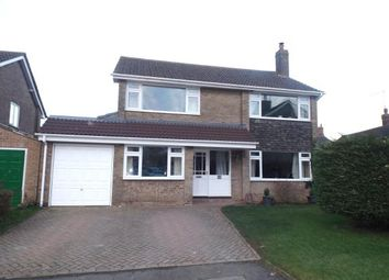 Thumbnail 5 bed detached house for sale in Wakefield Drive, Welford, Northampton, Northamptonshire