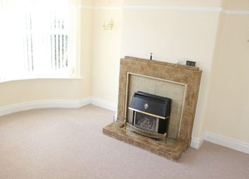 Thumbnail 3 bed semi-detached house to rent in Lindum Avenue, Old Trafford, Manchester