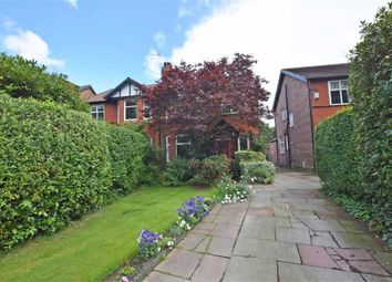 Thumbnail 5 bed semi-detached house for sale in Grange Avenue, Levenshulme, Manchester